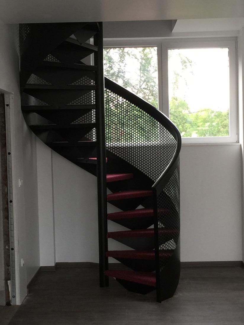 Peindre Un Escalier Carrelé pose de revêtements muraux en alsace (peinture, tapisserie)